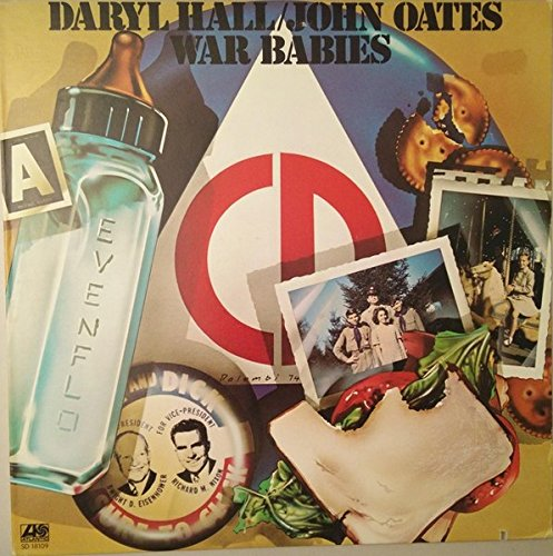 Daryl Hall and John Oates, War Babies ()