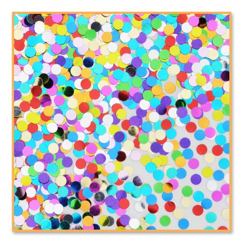 Pretty Polkadots Confetti (Pack of 96) by Beistle