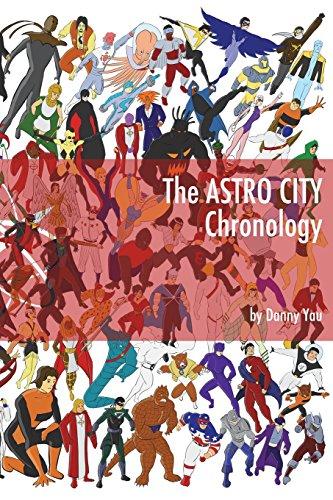 The Astro City Chronology [Yau, Danny] (Tapa Blanda)