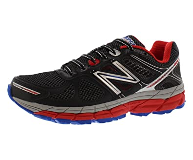 New Balance 860 Men's Running Shoes Size US 9, Regular Width, Color Black