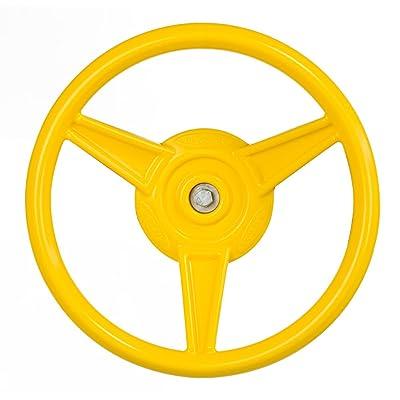 Playstar Steering Wheel: Toys & Games