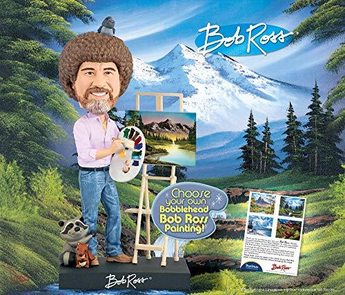 61 4bjZh7GL - Bob Ross Bobblehead