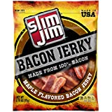 Slim Jim Bacon Jerky, Maple, 2.75-Ounce