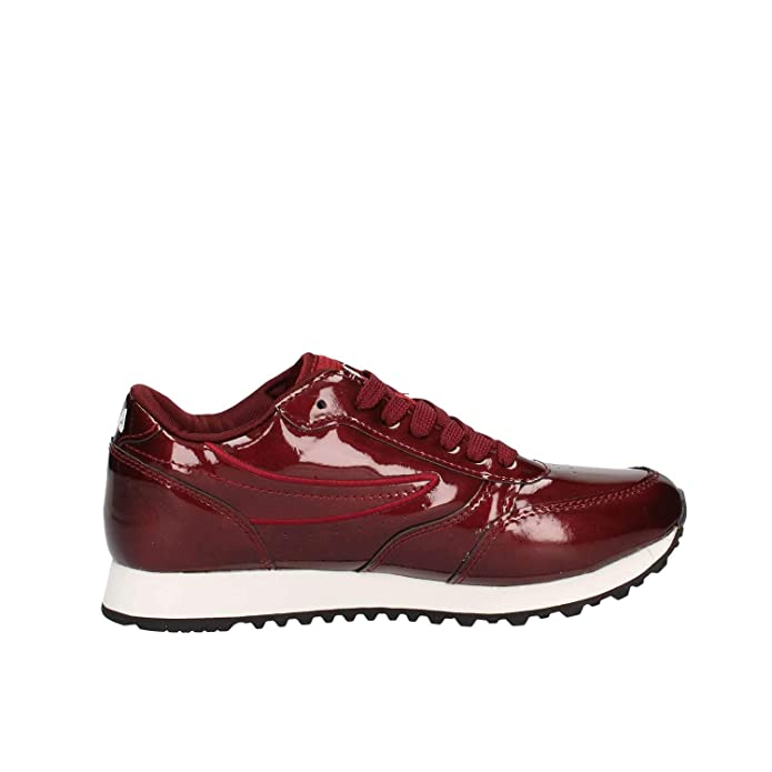 F 101045440k Basket Marsala Fila Orbit Wnn Low f171q