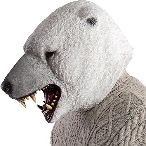 polar bear mask - 6