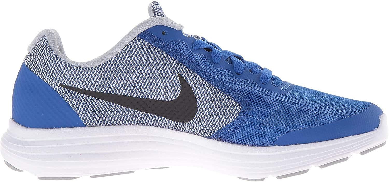 Nike - Nike Revolution 3 Scarpe Sportive Tela - Azul, 37,5: Amazon.es: Zapatos y complementos