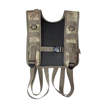 Hunting Explorer Tactical Military Battle Belt Harness Load Bearing