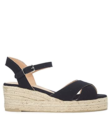 clearance original clearance 2014 Castañer Blaudell wedge sandals vDGNz