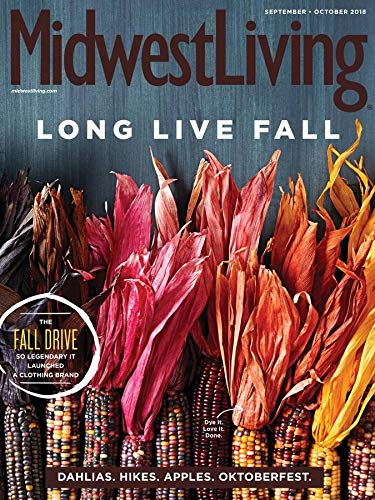 Magazines : Midwest Living