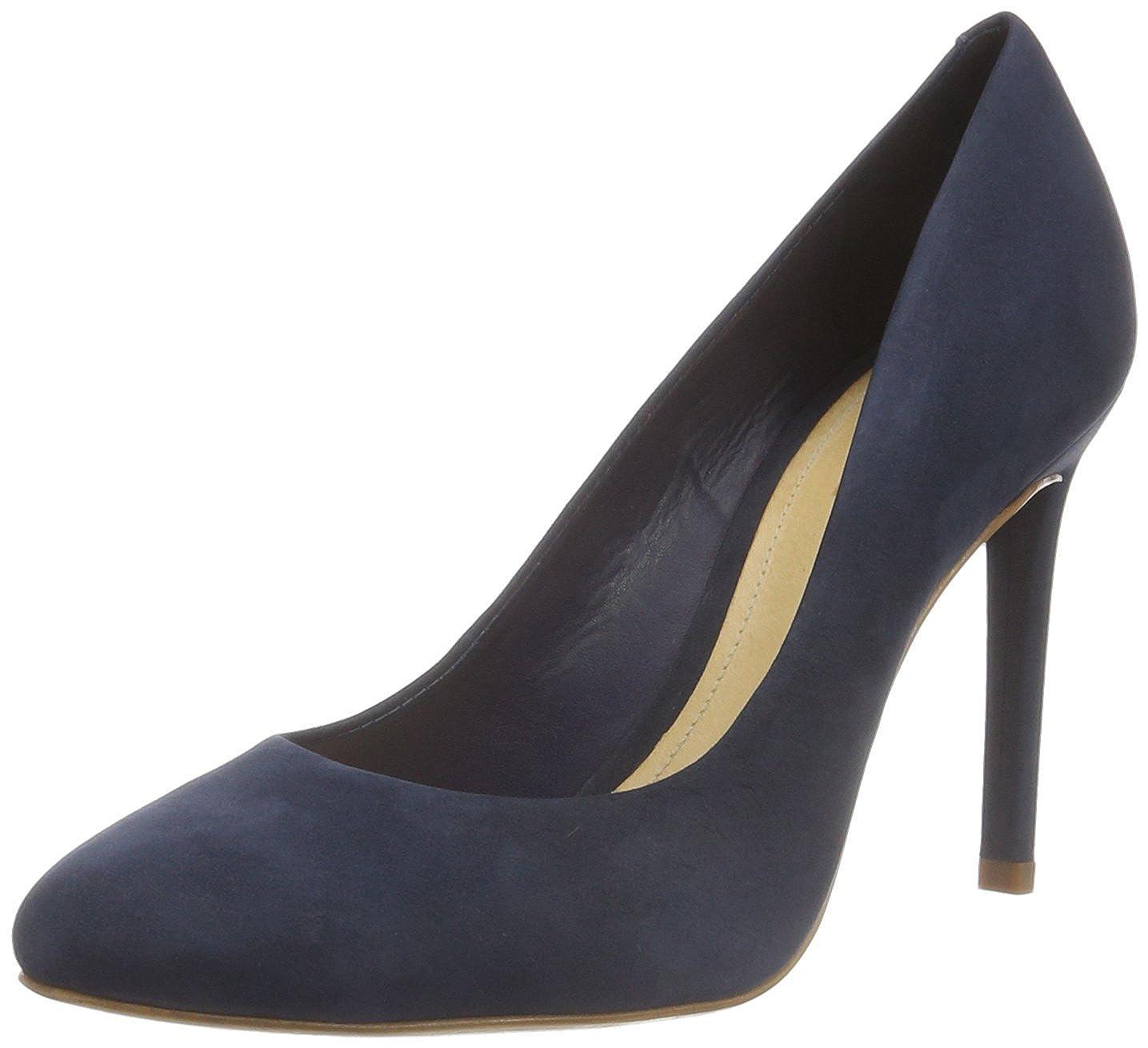 Scarpin, Escarpins Femme - Bleu - Blau (Sailfish), 39