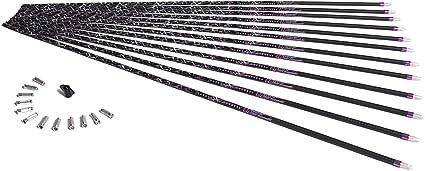 Target arrows 12 Carbon Express Mayhem Hot Pursuit Hunting