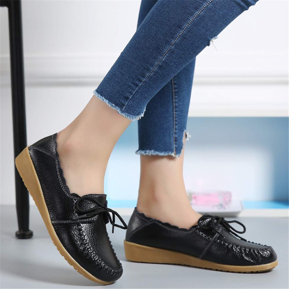 SHELAIDON loafers-f1502-DE000, Low-Top Low-Top Low-Top Donna Nero d1a94f