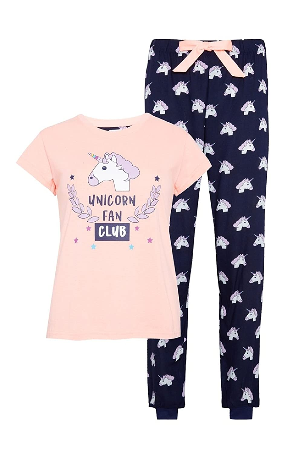 Primark Ladies My Little Pony IN UNICORNS Nightwear Tshirt