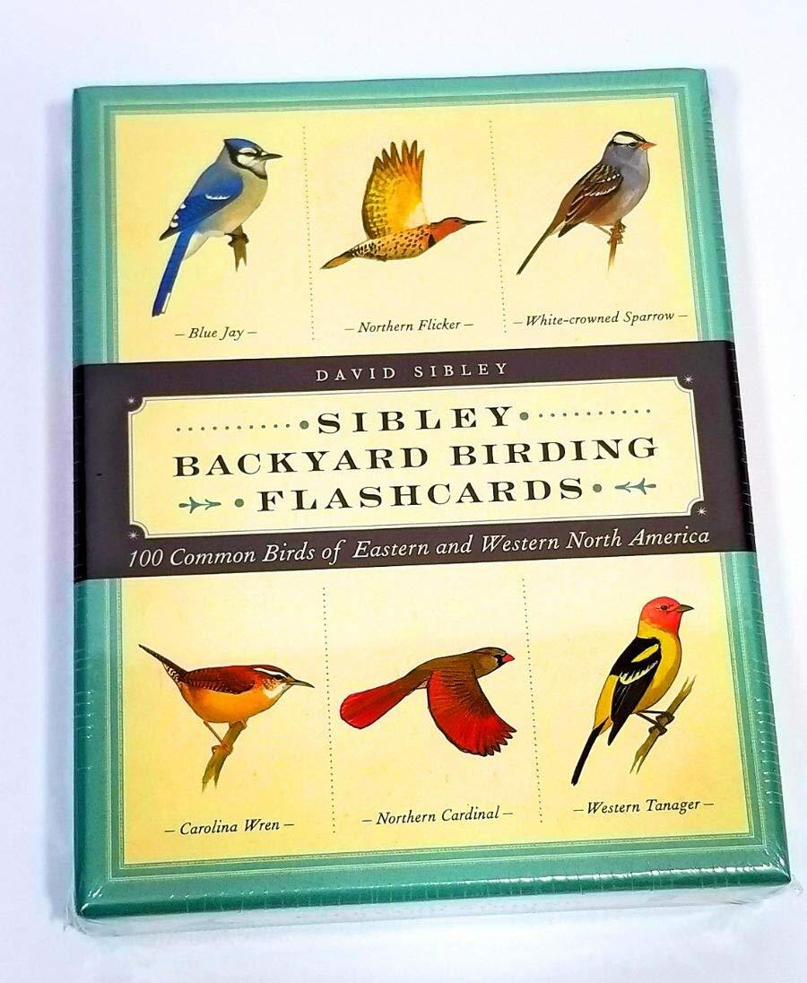 J&D's Everyday Needs Audubon Bird Call and Bird Identification Cards Bundle by J&D's Everyday Needs (Image #2)