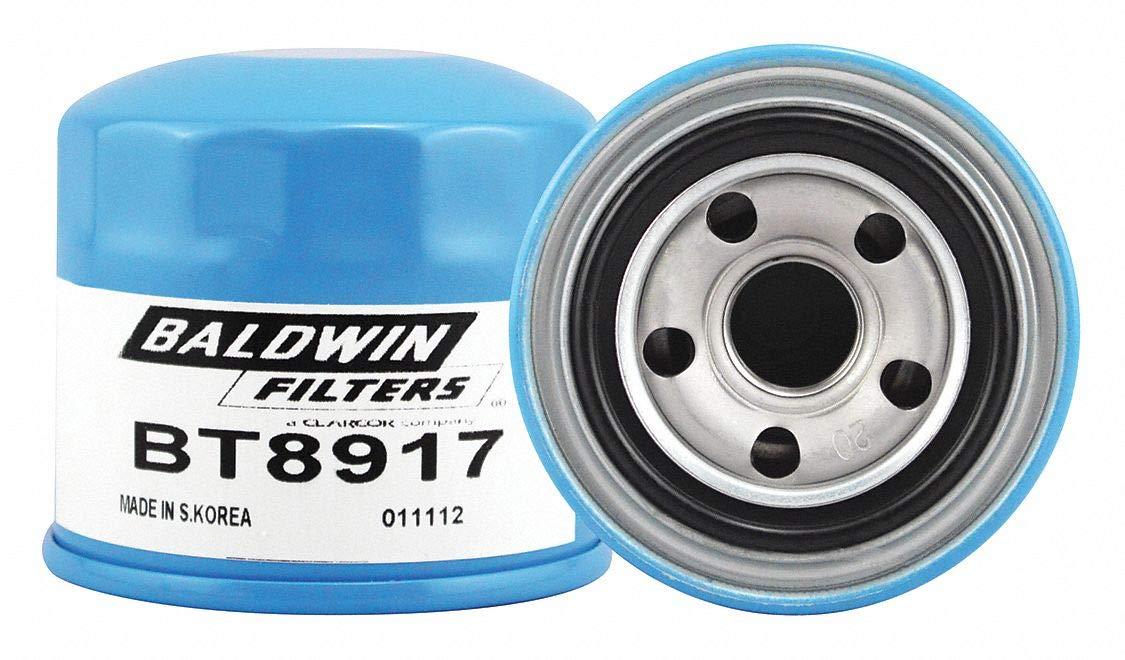 3-1//8 x 3 In Baldwin Filters BT8917 Heavy Duty Hydraulic Filter
