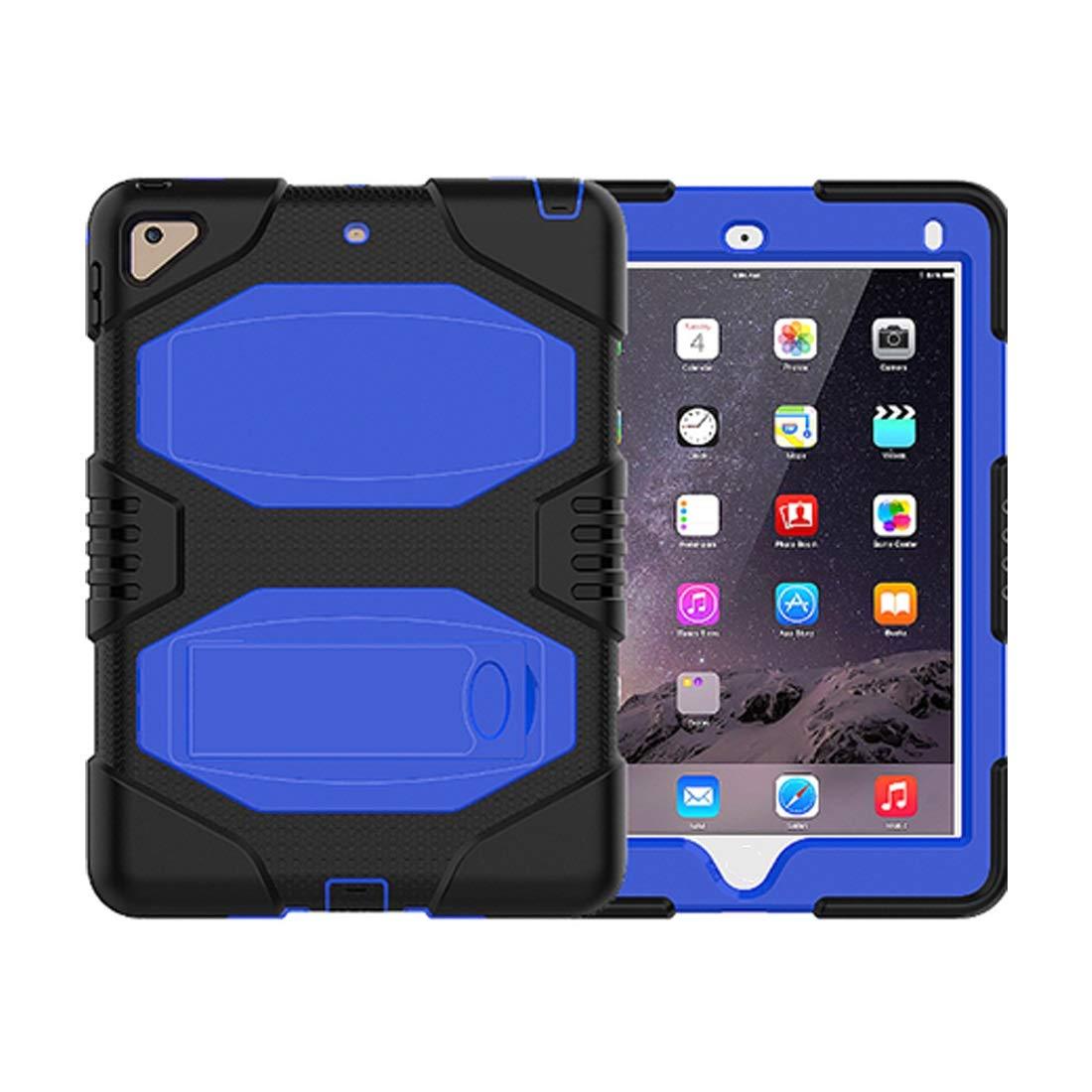 【スーパーセール】 MATCHANT iPad 2017 B07L5DL9W5 Mazarine/ MATCHANT 2018、Pro 9.7、Air2/ iPad6ケース、耐衝撃バンパーハードカバーハンドルスタンド、スクリーンプロテクター付き Air2/iPad6 MATCHANT Air2/iPad6 Mazarine B07L5DL9W5, Pet館ペット館:aac7a702 --- a0267596.xsph.ru