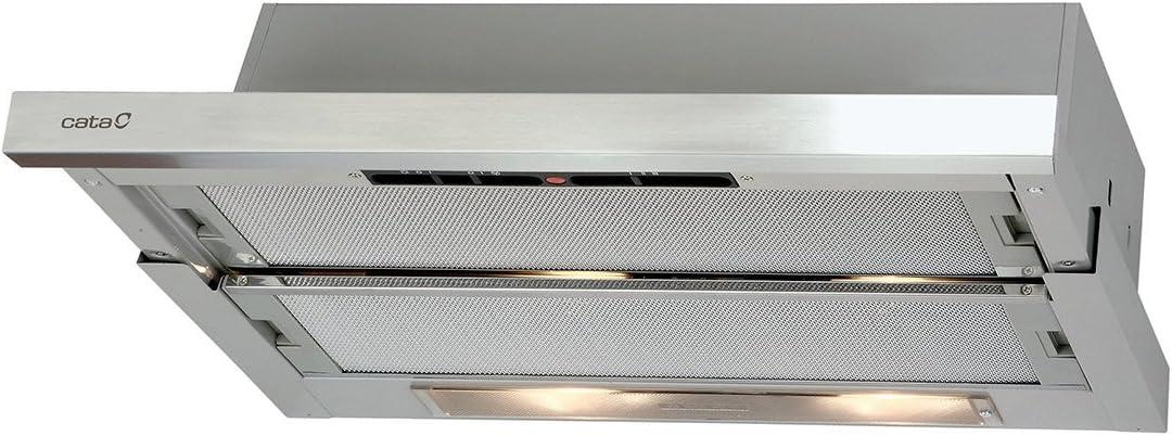 CATA Campana telescópica TF 5260 X con 3 niveles de extracción