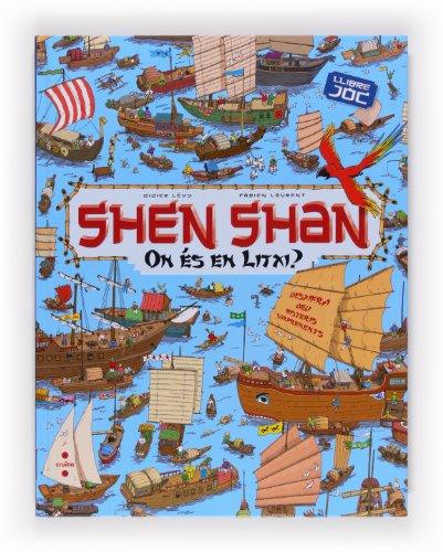 Shen Shan. On és en Litxi?
