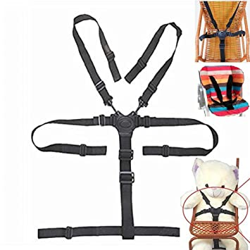 61 4pdqZczL._SY355_ amazon com high chair straps, 5 point harness, harness for high