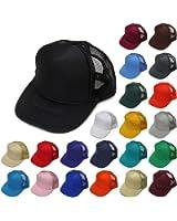 OTTO CAP/Solid Mesh Cap(オットーキャップ/ソリッドメッシュキャップ)ハイクラウン