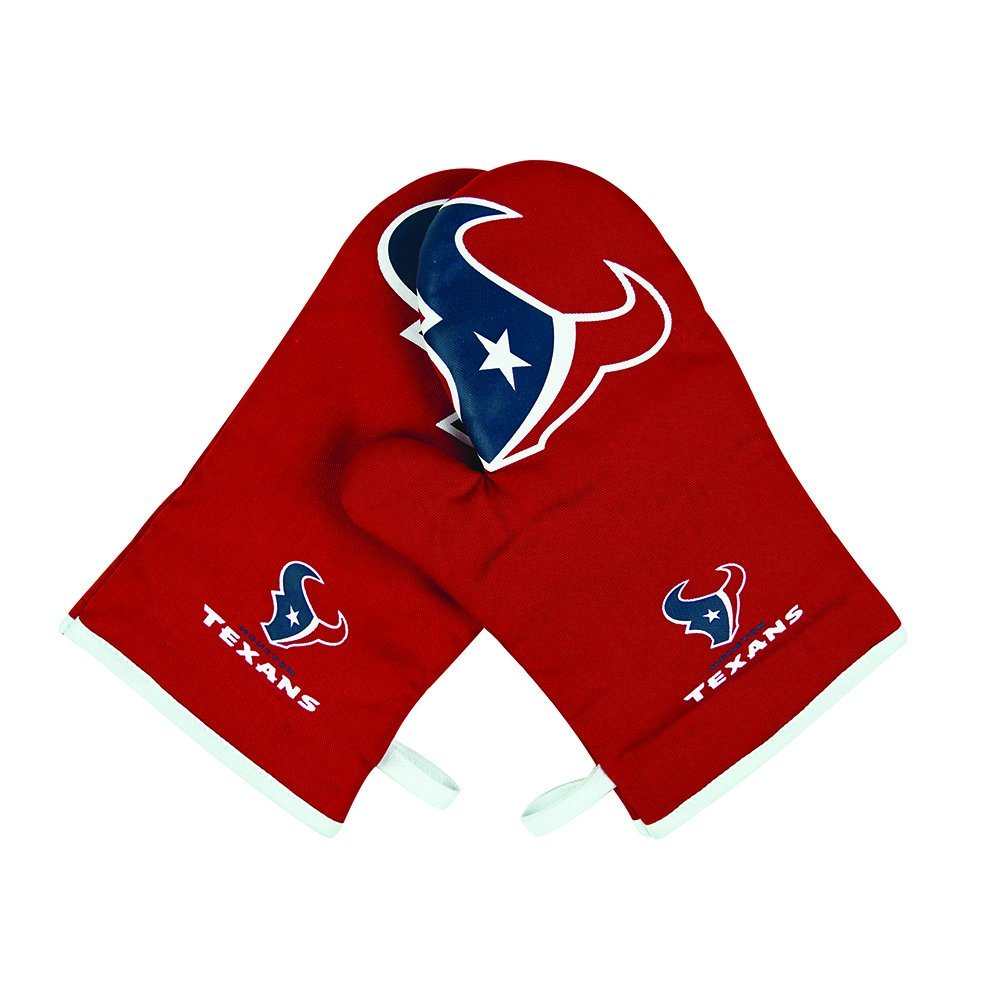 NFL Oven and Grill Mitt Set with exciting Crossover Feature
