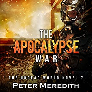 The Apocalypse War Audiobook