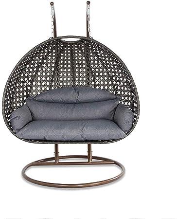 Rattan Chair Cover Hanging Hammock Stand Egg Wicker Seat Patio Garden Outdoor