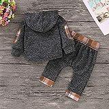 GObabyGO Infant Toddler Boys Girls Sweatshirt Set