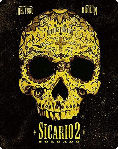 Sicario 2: Soldado - Limited Edition Steelbook [4K UHD + Blu-ray] (Favour Tags)