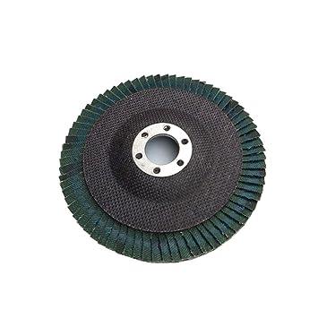 80 Grit Grinding Wheels Flap Discs Angle Grinder Sanding Disc Wood Polish Tool