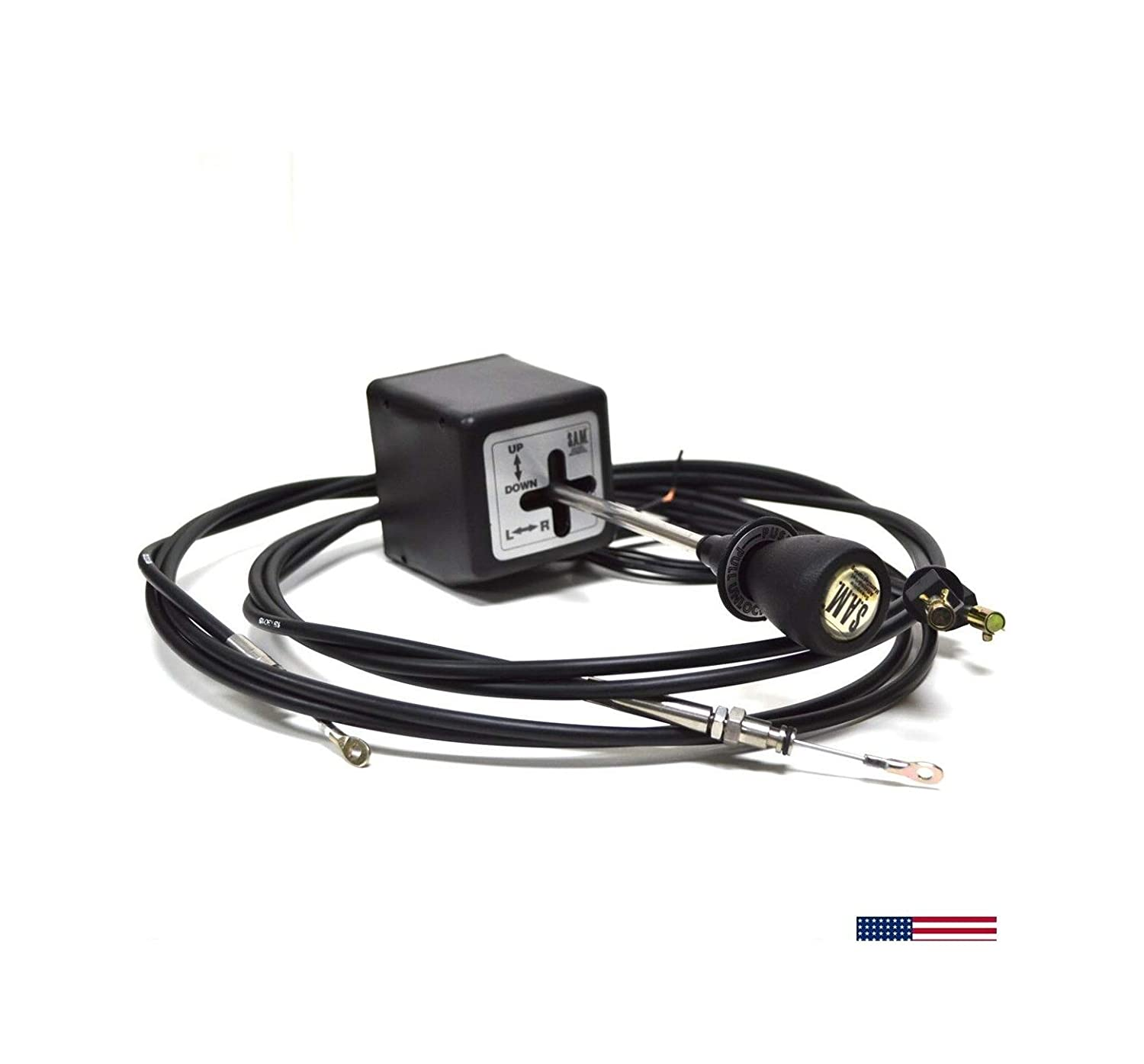 56130 Western A5843 Fisher Snowplow Blade Snow Plow Joystick Control Cable Adjustable