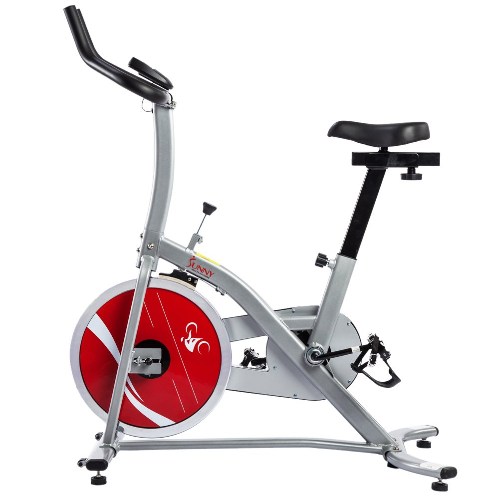 Best Spin Bike Revews - Sunny Health and Fitness Indoor Cycling Bike