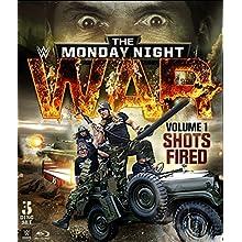 WWE: Monday Night War Vol. 1: Shots Fired (Blu-ray) (2015)