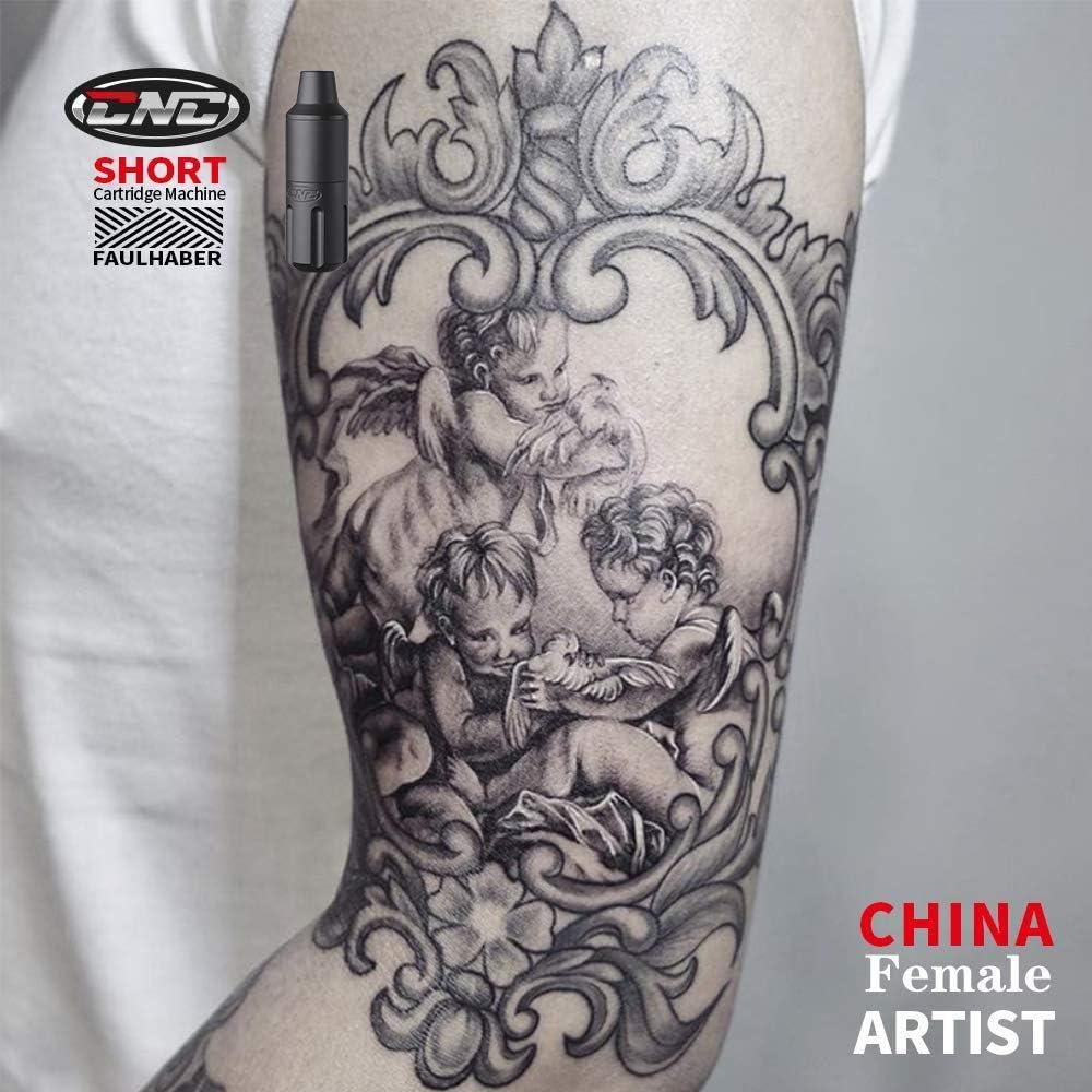 Hawink Rotativa Maquina de Tatuaje Rotary Tattoo Machine Con Motor ...