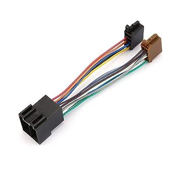 Arnés de Audio estéreo para automóvil con Adaptador ISO Arnés de ...