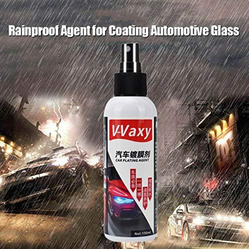 - BABINANA Car Liquid Coat Mirror Rainproof Agent Flooding Glass Rain Mark Oil Film Remover