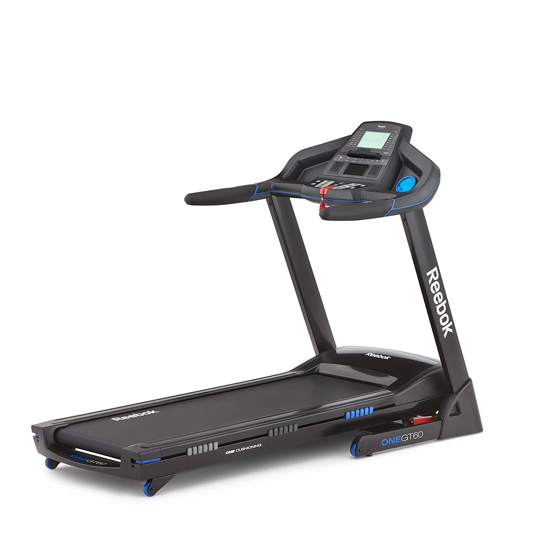 Reebok Gt60 One Series Treadmill Black Amazon Sports