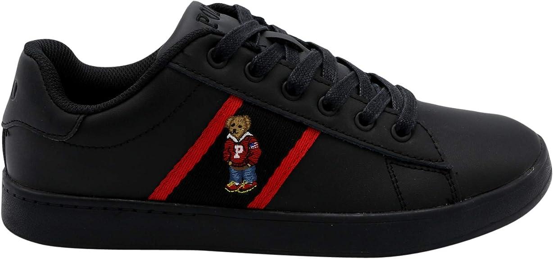 Polo Ralph Lauren Quilton Bear - Zapatillas deportivas para niños ...