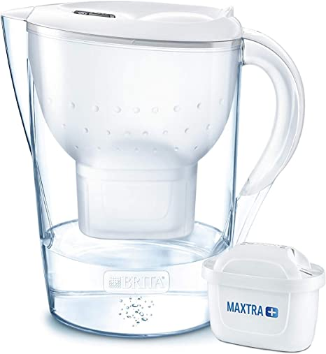 BRITA Marella - Jarra de Agua Filtrada con 1 Cartucho MAXTRA+ que ...