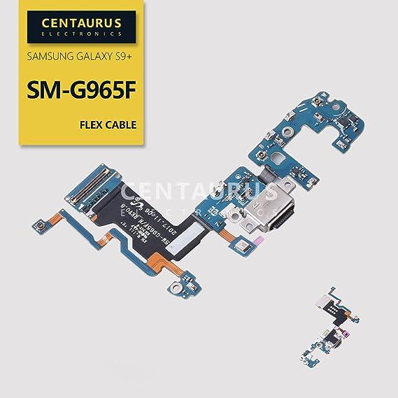 Amazon.com: Cargador USB para Samsung Galaxy S9+/S9 Plus SM ...
