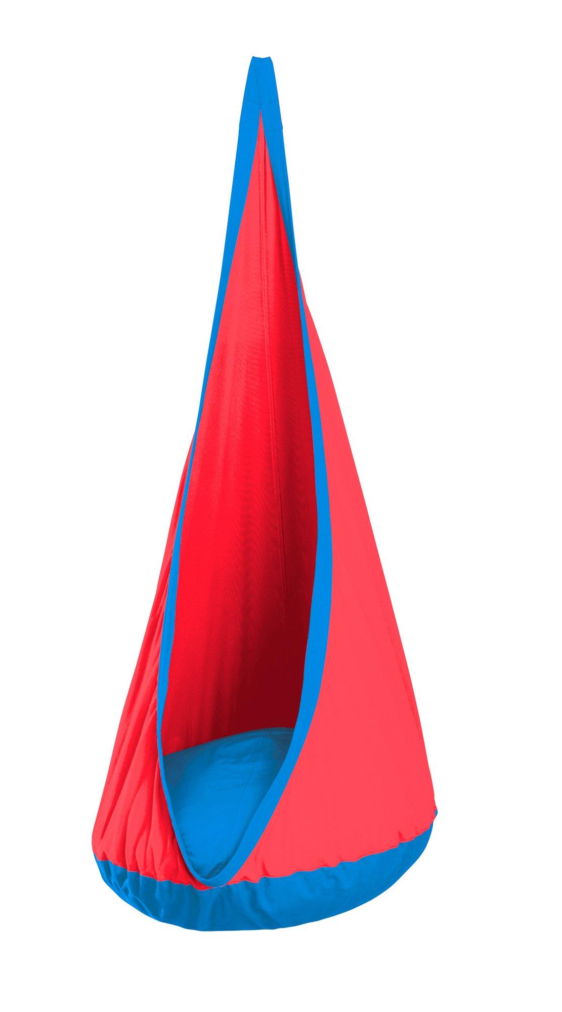 LA SIESTA Joki Outdoor Spider - Weather-Resistant Kids Hanging Nest