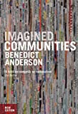 Imagined Communities, Benedict Richard O'Gorman Anderson, 1844670864