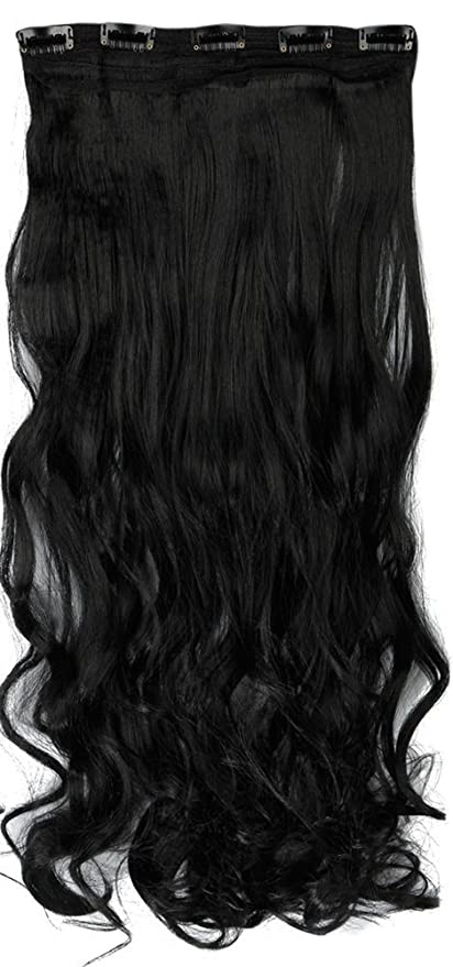 Buy Confidence Hair Extensions For Women In Clip Black Online At Low