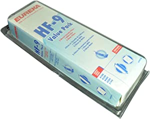 Eureka Victory Type HF-9 Upright vacuum Cleaner Filter Kit
