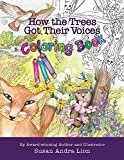img - for How the Trees Got Their Voices Coloring Book book / textbook / text book