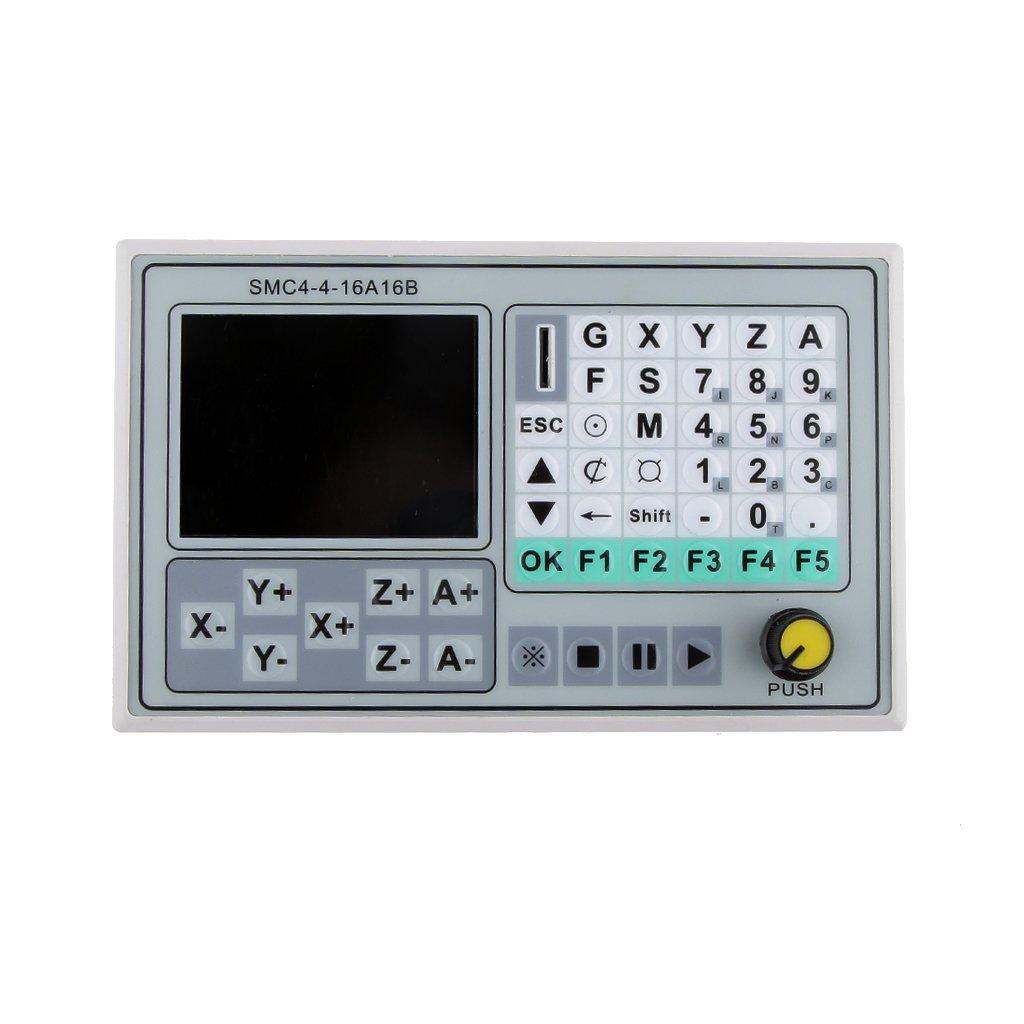 Perfk コンピュータ 4軸 コントロールブレークアウトボード  CNC彫刻機制御システム   B079YVCQW7
