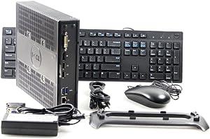 Dell Wyse Zx0 7010 AMD Radeon HD 6320 G-T65N Dual Core 1.65GHz 16GB SSD 4GB DDR3 SDRAM Windows Embedded Standard 7 6 USB Ports Thin Client G9MYN-SP-DDD