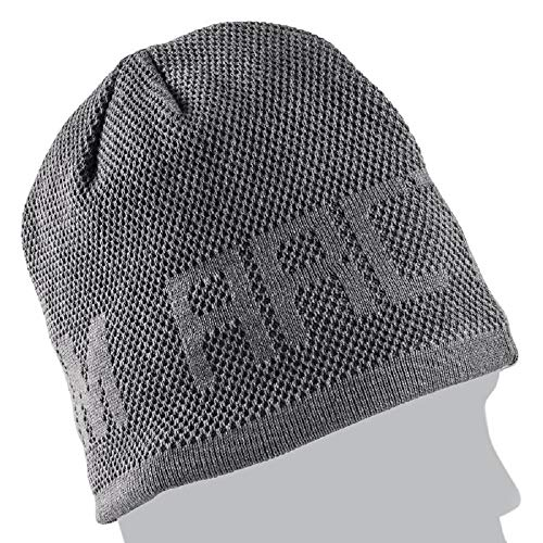 Arctic Cat Unisex Adult Beanies & Knit Hats (Gray, One ()