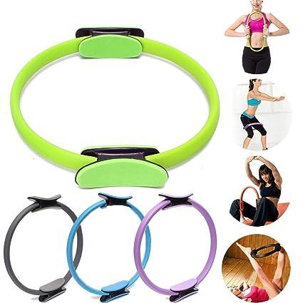 Buy Swastik Ring Pilates Toning Ring Yoga Circle Dual Grip