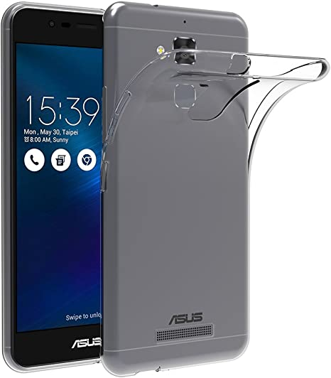 AICEK Funda ASUS ZenFone 3 MAX ZC520TL, ASUS ZenFone 3 MAX Funda ...